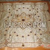 Beaded Table Linens - beaded table covers beaded table cloths manufacturer beaded table