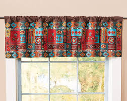 western curtains and window treatment lone star western décor