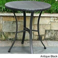 Outside Bistro Table Side Table Outdoor Bistro Side Table French Bistro Side Table
