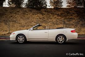 convertible toyota camry 2002 toyota camry solara sle concord ca carbuffs concord ca