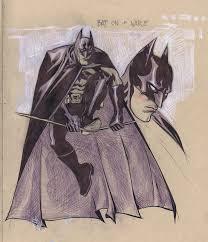 batman sketches tednaifeh