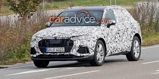 audi germany 2018 audi q3 spied in germany photos 1 of 12