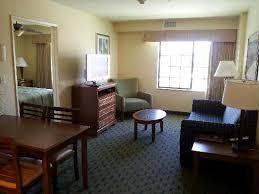 Living Room In  Bedroom Suite Picture Of Homewood Suites By - Two bedroom suites in san diego