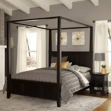 Bed Frame With Canopy King Size Canopy Bed Frame Beautifully Intricate Iron Headboards