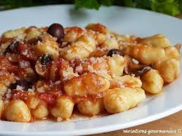 cuisiner des gnocchis variations gourmandes les gnocchis niçois lu gnocchi