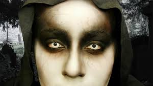 black eye makeup halloween makeup idea