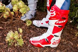 motocross boots size 11 first look fox racing mx 2018 motocross mtb news bto sports