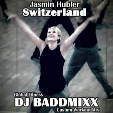 Jasmin Meme - jasmin s a dancer 10min warmup 135bpm dj baddmixx global fitness