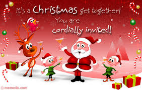 christmas brunch invitations christmas get together invitation card christmas get together