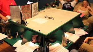 rpg gaming table by jim barnes u2014 kickstarter