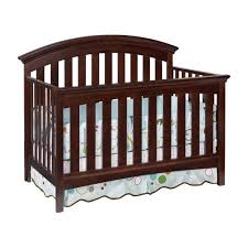 Delta Bentley Convertible Crib Delta Children Bentley 4 In 1 Convertible Crib Choocolate