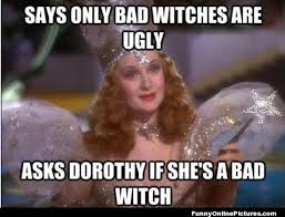 Witch Meme - wizard of oz movie meme