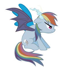 nice and cute rainbow dash coloring pages for kids and baby