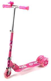 razor kick scooter light up wheels buy urban rider childrens three wheeled metal toy kick scooter w
