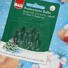 Christmas Tree Spare Bulbs - b and q christmas tree christmas lights decoration