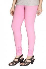 light pink leggings womens leggings minu premium light pink womens leggings in india