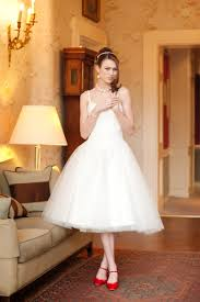 50 S Style Wedding Dresses Abigail The New 50 U0027s Style Wedding Gown From Satin Bow Bridal