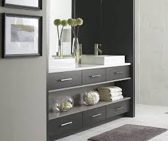 Omega Bathroom Cabinets by U Shaped Cabinet Drawer Omega Cabinetry