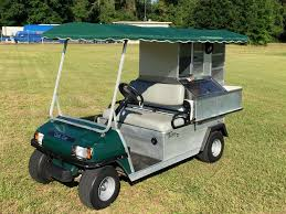 utility vehicle toro workman club car carryall global turf