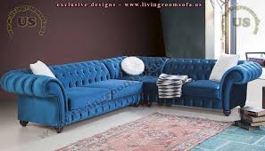 www livingroom chesterfield sectional sofa catalog luxury living room
