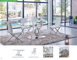 151 dining table with 85 chairs modern formal dining sets dining