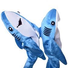 Shark Attack Halloween Costume Buy Wholesale Funny Shark Costume China Funny Shark