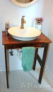 Wooden Vanity Units For Bathroom by Vanities Diy Sink Vanity Do It Yourself Bathroom Vanity Top Diy