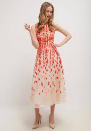 gã nstige designer kleider damen kleider lk maxikleid tomato lk