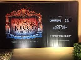 halloween horror nights 27 horror amino