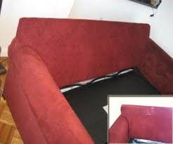 Leather Sofa Dyeing Service Disassemble Service Elevator Before And After Photo In Ny