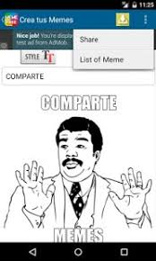 Como Hacer Un Meme Online - memes creator generator android apps on google play