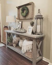 Entryway Table Ideas Best 25 Foyer Table Decor Ideas Pinterest