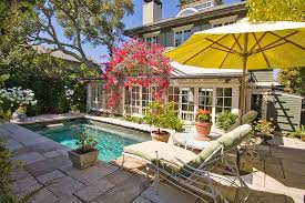 Small Garden Pool Ideas Pool And Backyard Design Ideas Houzz Design Ideas Rogersville Us
