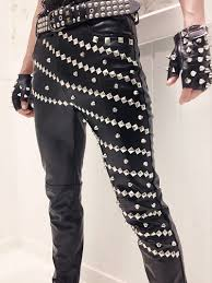 Mens Clothes For Clubbing Aliexpress Com Buy 2017 New Fashion Tight Fitting Slim Rivets