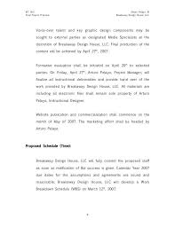 sample graphic design proposal design proposal template 13 free