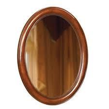 Framed Bathroom Mirror by Best 25 Oval Bathroom Mirror Ideas On Pinterest Half Bath