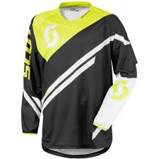 kids motocross jerseys scott 350 track kids motocross jersey black green 2016 mxweiss