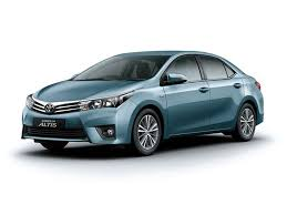 toyota corolla altis price review mileage features specifications