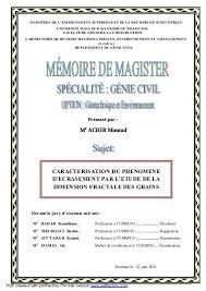 1page de garde  Université Mouloud Mammeri de Tizi Ouzou