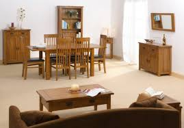indoor furniture uk gardens rustic solid oak corner shelving