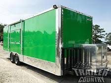 Kitchen Trailer For Sale by Mobile Kitchen Concession Trailers Ebay