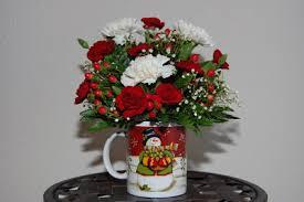 christmas arrangement ideas fantastic flowers christmas flower arrangement ideas