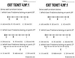 fractions math equivalent fractions math tasks and exit tickets by create abilities