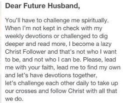 christian relationships dear future husband dear future