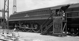 Coronation Scot Coronation Scot Lms 6220 Locomotive From England The 1939 40