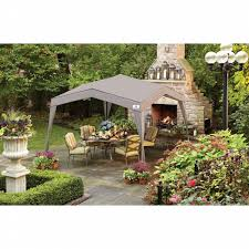 10x10 Canopy Frame Only by Sportcraft Courtyard Deluxe 10 U0027 X 10 U0027 Canopy Shop Your Way