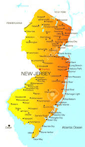 map of nj new jersey state maps usa of nj ripping map usa justeastofwest me
