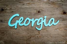 Personalized Names Nursery Decor Nursery Letters Wooden Letters For Nursery Kids