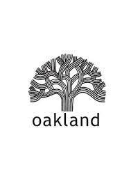 oakland tree crew neck sweatshirt basics