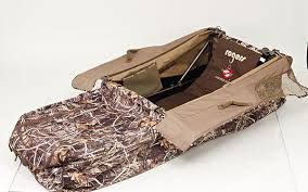 Two Man Layout Blind Waterfowl Blinds Wildfowl Magazine
